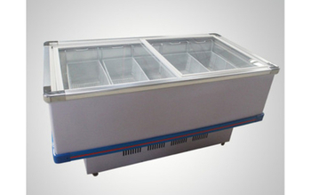 How To Maintain The Island Freezer Commercial Refrigerator?