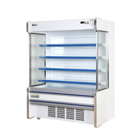 2018 Hot Sale Supermarket Multideck Chiller for Supermarket Display with Multi-directional Refrigeration Technology