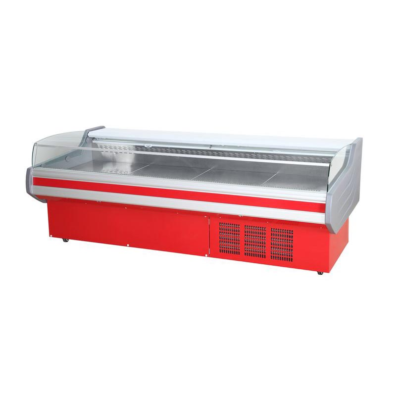 Professionally Supplied Fresh Meat Freezer for Sale of Meat Foods with Internal Led Lights IMG_5779